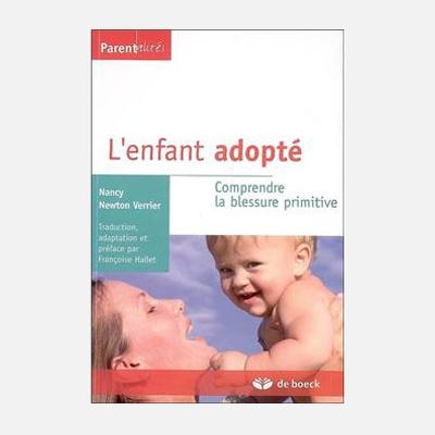 L'enfant adopté – Nancy Newton Verrier