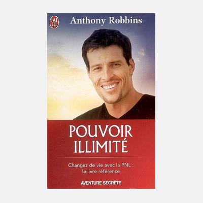 Pouvoir illimité – Anthony Robbins